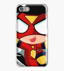 SPIDERWOMAN-puff iPhone Case/Skin