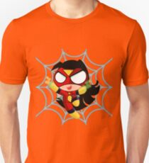 SPIDERWOMAN-puff T-Shirt