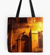 A Door in Borgo, Ostia Antica, Rome, Italy 2010 Tote Bag