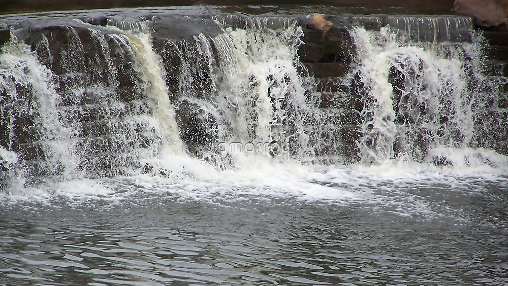 Waterfall magic by dmorrow