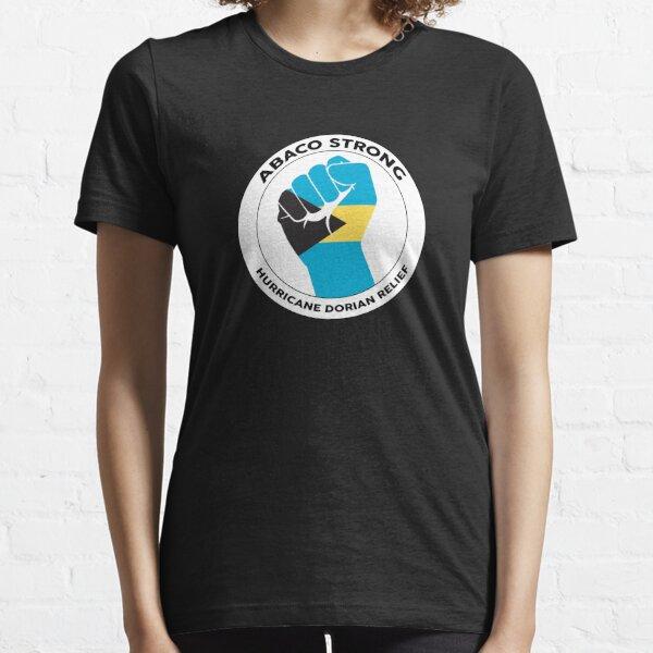 Abaco Strong Hurricane Dorian Relief T-Shirt Essential T-Shirt