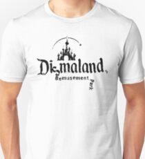 Banksy Dismaland Bemusement park T-Shirt