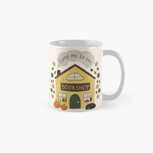 Take Me to the Bookshop Classic Mug