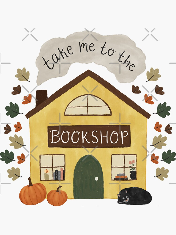 Take Me to the Bookshop by ohjessmarie