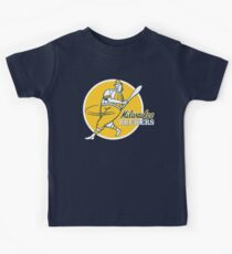 Retro Vintage Milwaukee Brewers Kids Clothes