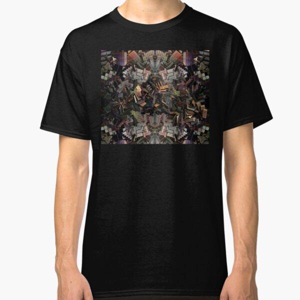 Escher's Modern Nightmare Classic T-Shirt