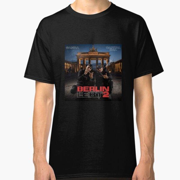 Berlin lebt 2 - Samra X Capital Bra Classic T-Shirt