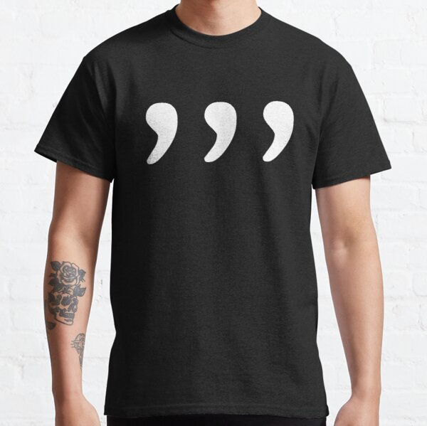 Three Commas - White Edition Classic T-Shirt