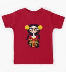 Camiseta para niños La Muerte
