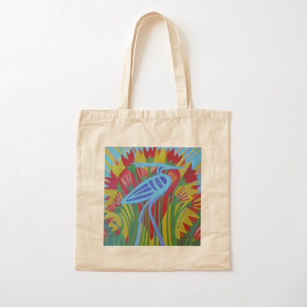 Bennu II Cotton Tote Bag