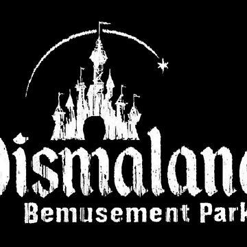 Dismaland - Banksy! BK by tshirttshirtlan