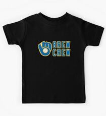 Milwaukee Brewers Brew Crew Kids Tee
