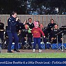 Victoria Police Showband - Ficifolia Festival by Bev Pascoe