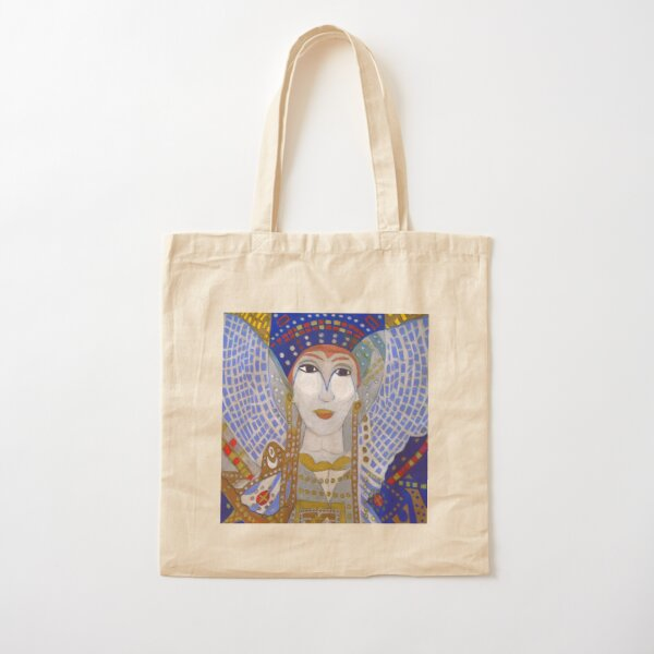 Gamayun Cotton Tote Bag