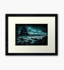 Malevolence Framed Print