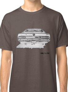 Australian muscle car R/T Valiant Charger back side Classic T-Shirt