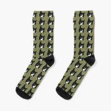 Boots the Kitty Cat Socks