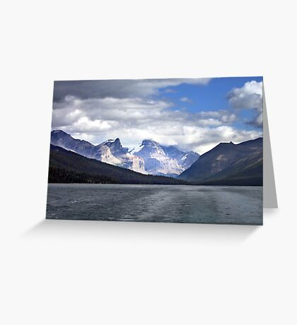 The Last Image Greeting Card