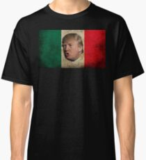 Mexican Donald Trump Flag Classic T-Shirt