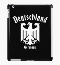 Deutschland T-Shirt iPad Case/Skin