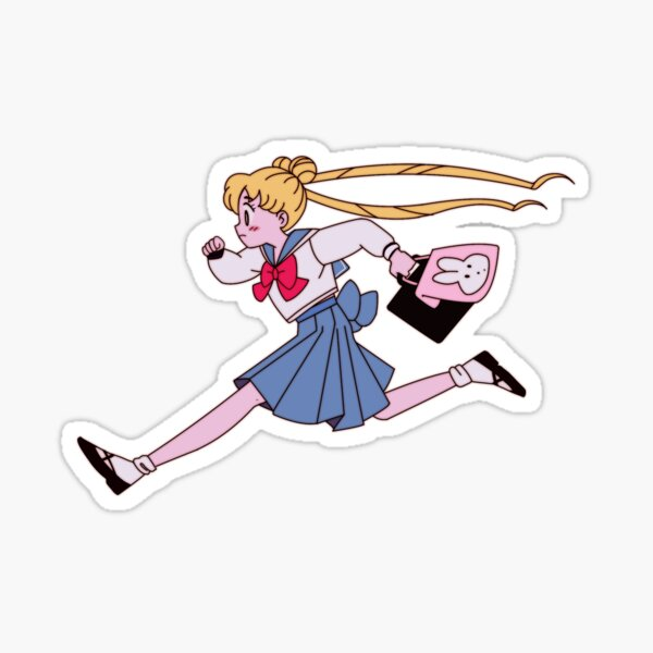 usagi sailor moon Sticker