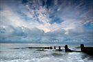 Dramatic Daybreak by Andy Freer