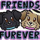 Friends Furever by TynderBluekoinu
