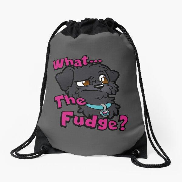 What the fudge? Drawstring Bag