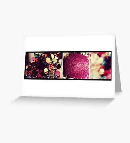 christmas trip Greeting Card