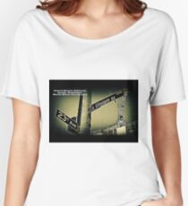 23rd Street & Union Street, Seattle, WA by MWP Relaxed Fit T-Shirt