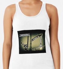 23rd Street & Union Street, Seattle, WA by MWP Racerback Tank Top