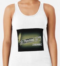 300 East Thomas Street, Seattle, WA by MWP Racerback Tank Top