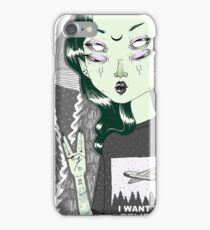 Zelina  iPhone Case/Skin