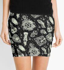 MAGICAL ▽ MYSTICAL Mini Skirt