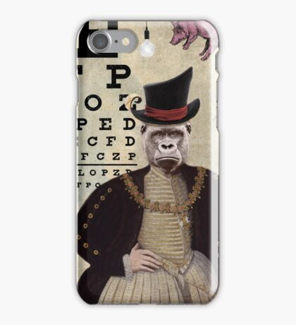 Animal Collection -- 20:20 iPhone Case/Skin