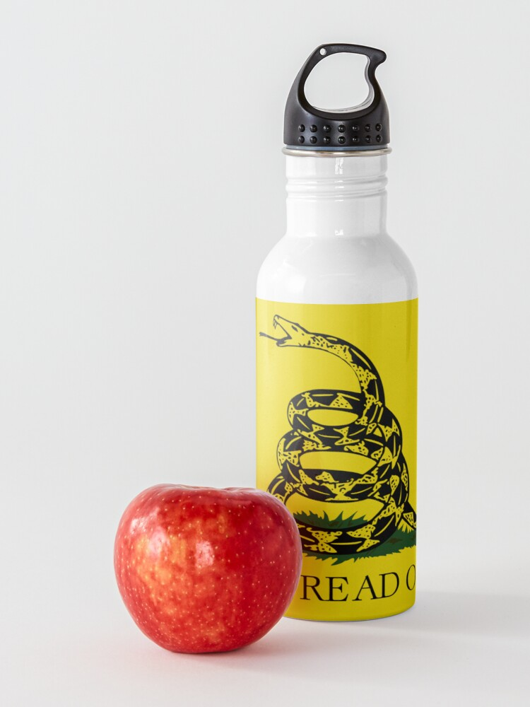 Alternate view of Gadsden Flag Water Bottle