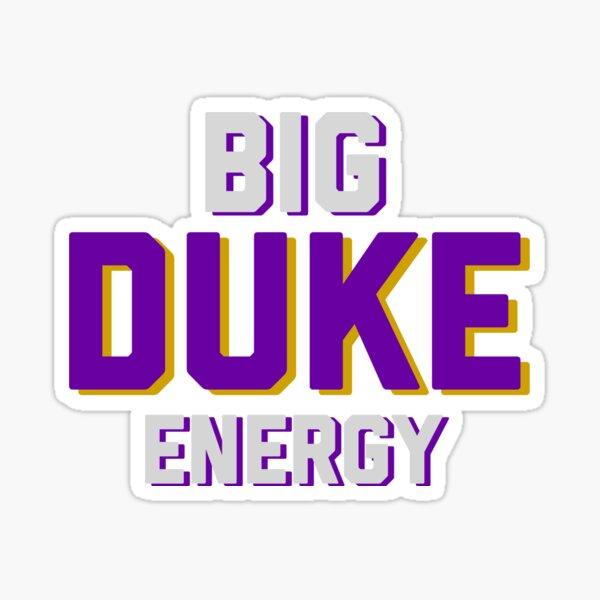 JMU-BIG DUKE ENERGY Sticker