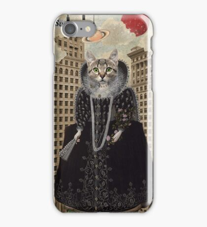 Animal Collection -- Lost In The City iPhone Case/Skin