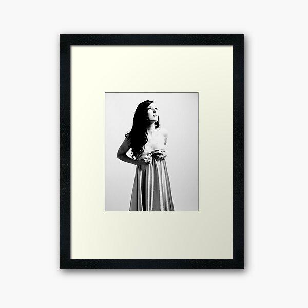 Samantha Diamond Framed Art Print