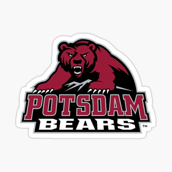 SUNY Potsdam Sticker