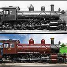 Victorian Railways V Class 2-8-0 by Jonathan Newton