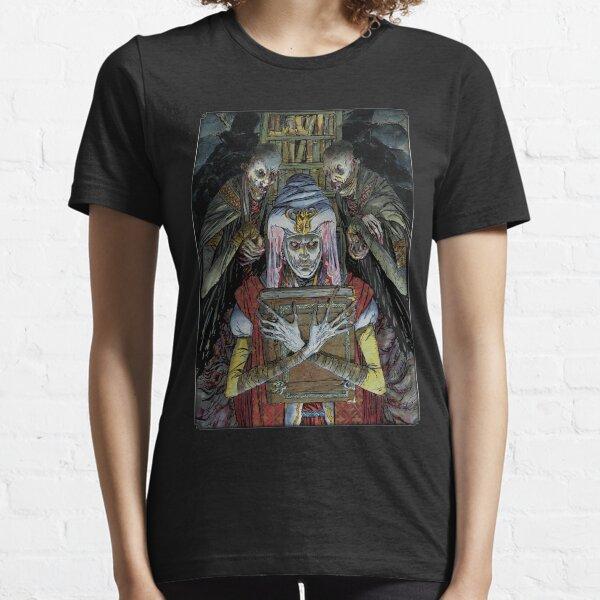 Dark Ages Cover Art: Book of Storyteller Secrets Essential T-Shirt