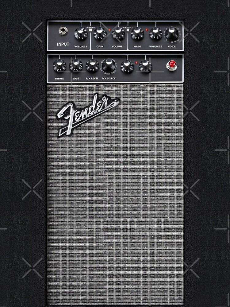 Guitar Amp by -Koleidescope