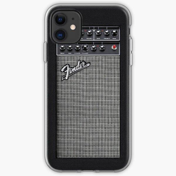 Guitar Amp iPhone Soft Case