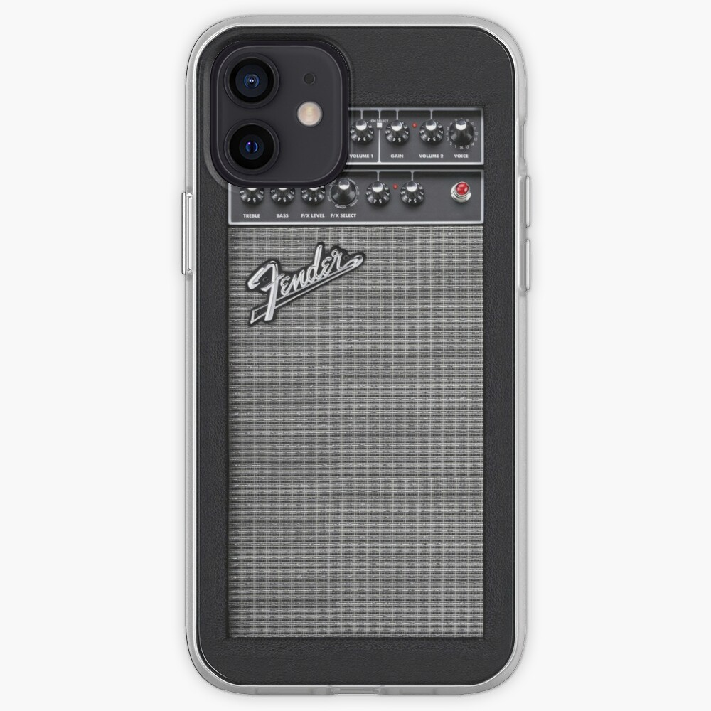 Guitar Amp iPhone Case & Cover