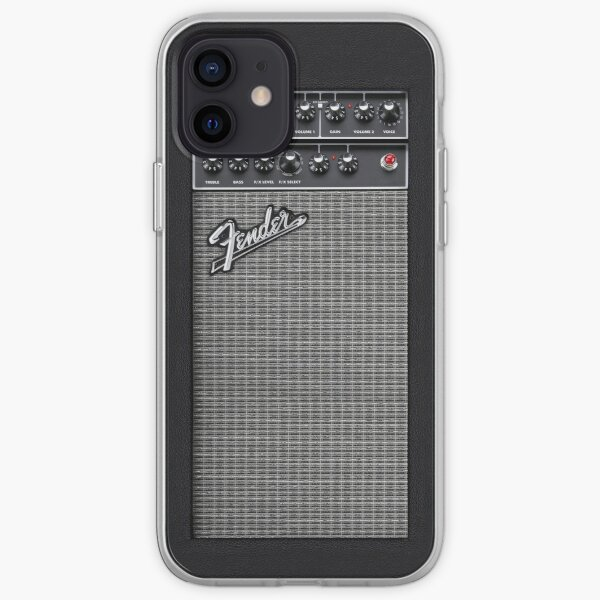 Guitar Amp iPhone Soft Case
