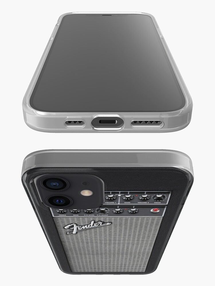 Alternate view of Guitar Amp iPhone Case & Cover
