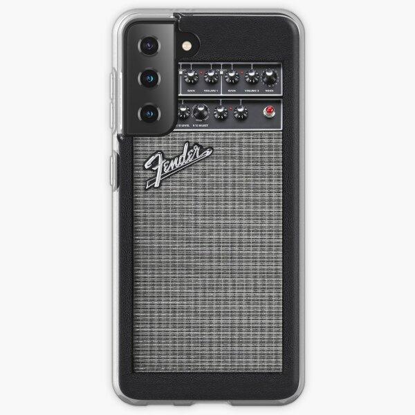 Amplificador de guitarra Funda blanda para Samsung Galaxy