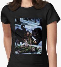 Dark Ages Cover Art: Werewolf: The Dark Ages T-Shirt
