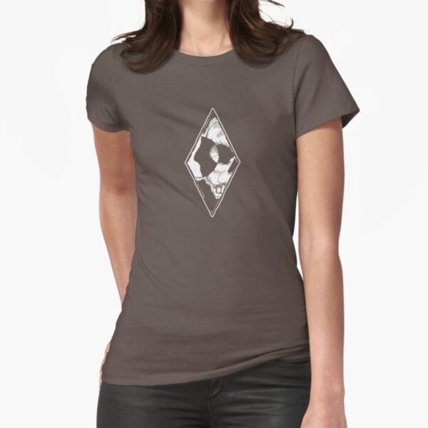 Oblivion Arcanos: Inhabit Fitted T-Shirt